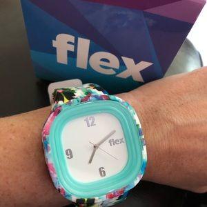 Flex kaleidoscope watch